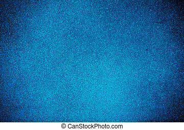 蓝色, 涂描, grunge, 墙壁
