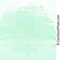蓝色, grunge, 摘要, 结构, 涂描, 背景