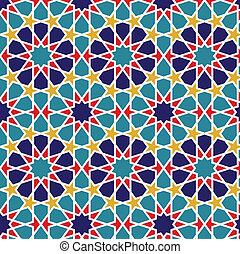蔓藤花紋, seamless, 圖案