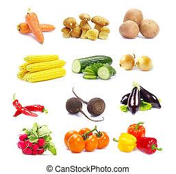 蔬菜, 彙整
