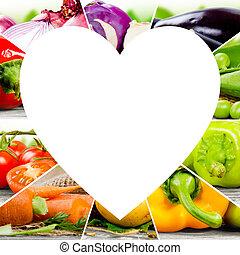蔬菜, 混合