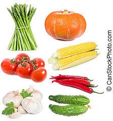 蔬菜, 集合