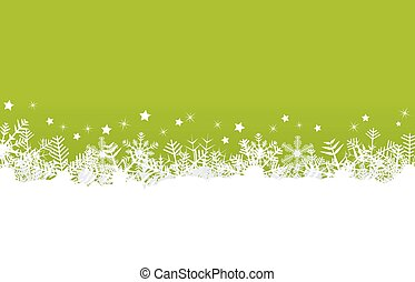 薄片, 雪, 背景