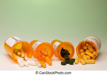 薬物, 処方せん
