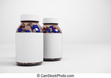 薬, 広告