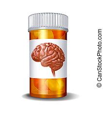 薬, 精神医学