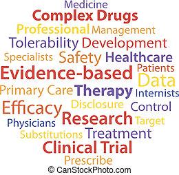 薬, evidence-based