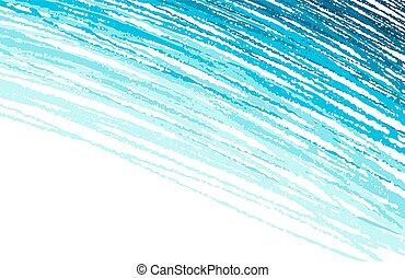 藍色的背景, 矢量