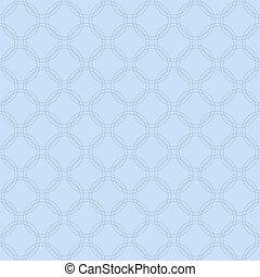 藍色, 交織, 圈子, textured, 織品, 背景