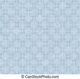 藍色, 交織, 正方形, textured, 織品, 背景