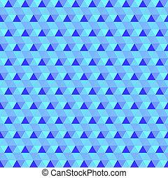 藍色, 圖案