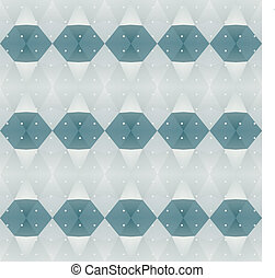 藍色, 多角形, 背景