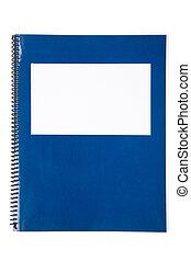 藍色, 學校, 教科書