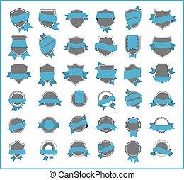 藍色, 屠夫, 3), (set