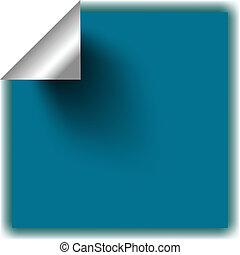 藍色, 屠夫