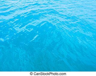 藍色, 水, 海, 背景