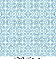 藍色, 牆紙