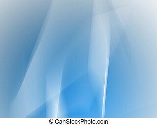 藍色, 背景