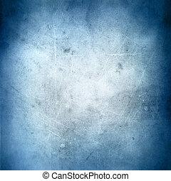 藍色, 背景, 摘要