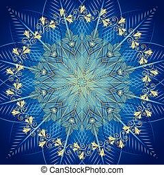 藍色, 葡萄酒, 框架