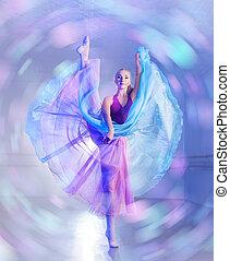 藝術, ......的, 跳舞
