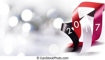 藝術, 聖誕節, 新年, 2017, 裝飾