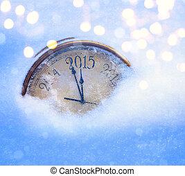 藝術, 2015, 聖誕節, 以及, 除夕