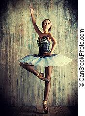 藝術,  balerina