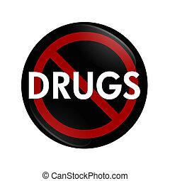 藥物, 使用, 停止