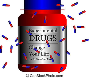 藥物, 實驗性