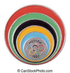 蘇維埃, 奧林匹克, 徽章, 比賽