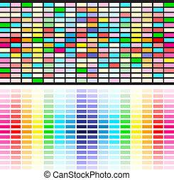 虹の色, 背景