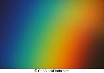 虹, プリズム, 抽象的