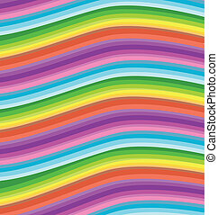 虹, 抽象的, 背景, templat