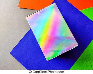 虹, shades., 箱, 贈り物