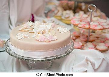 蛋糕, 婚禮
