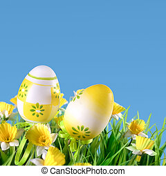 蛋, 復活節