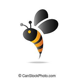 蜂, アイコン