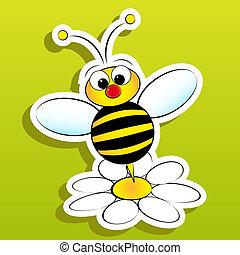 蜂, デイジー