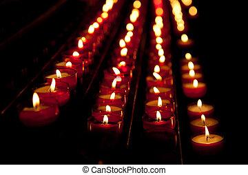 蝋燭, 希望
