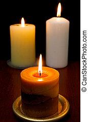 蝋燭, 3