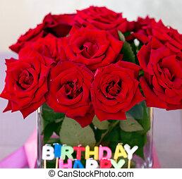 """蝋燭, birthday"""", 手紙, """"happy"""