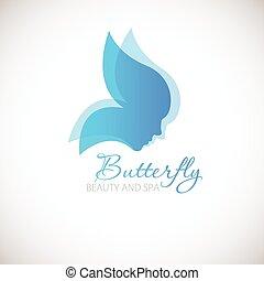 蝴蝶, 符號。