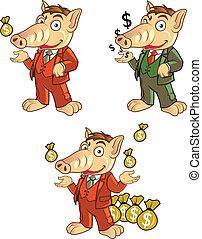 蟻, 食べる人, 大富豪