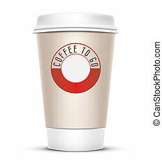 行きなさい, コーヒー