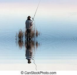 行動, 漁夫