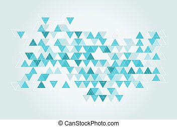 行家, 結構, 三角形