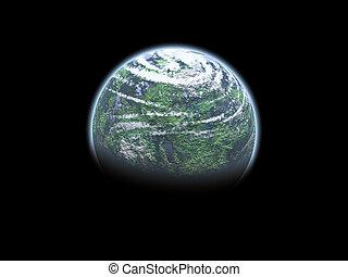 行星, 幻想