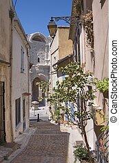 街道, 在, arles, 法國