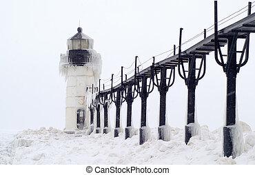 街, 大風雪, 約瑟夫, 在上方